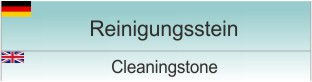 Cleaningstone