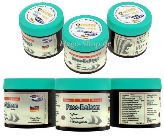 Fuss-Balsam komplett 200 ml