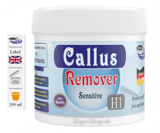 Corneal Remover Sensitive 200 ml