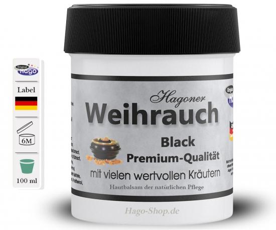 Weihrauch Black Premium Balsam 100 ml