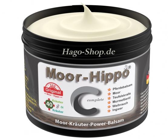 Moor-Hippo C - 500 ml / complete