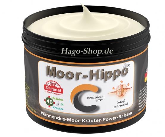 Moor-Hippo C  Hot - 500 ml / complete
