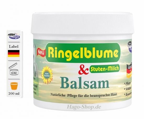 Ringelblume & Stutenmilch 200 ml
