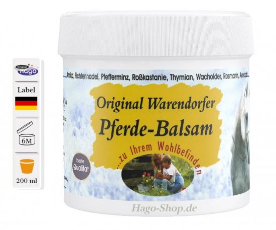 Warendorfer Pferdebalsam 200 ml
