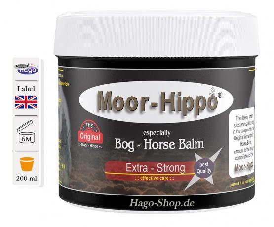 Moor-Hippo 2 - 200 ml ( 2 in 1 )