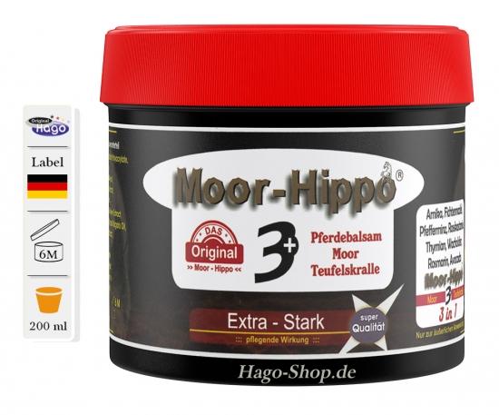Moor-Hippo 3  - 200 ml  ( 3 in 1 )