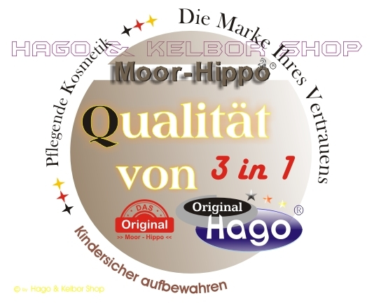 Moor-Hippo 3 - 500 ml  ( 3 in 1 )