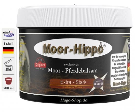 Moor-Hippo 2 - 500 ml ( 2 in 1 )