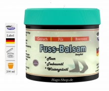 Foot Balm totally 200 ml