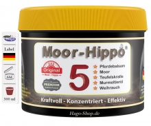 Moor-Hippo 5 - 500 ml ( 5 in 1 )